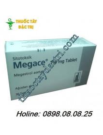Thuốc Megace 160mg điều trị ung thư vú