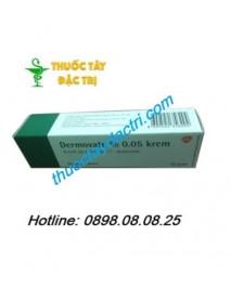 Kem bôi da trị vảy nến Dermovate 0.05%