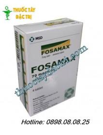 Thuốc loãng xương Fosamax 70mg hộp 4 viên