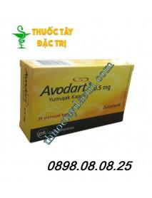 Thuốc trị phì đại tiền liệt tuyến Avodart 0.5mg