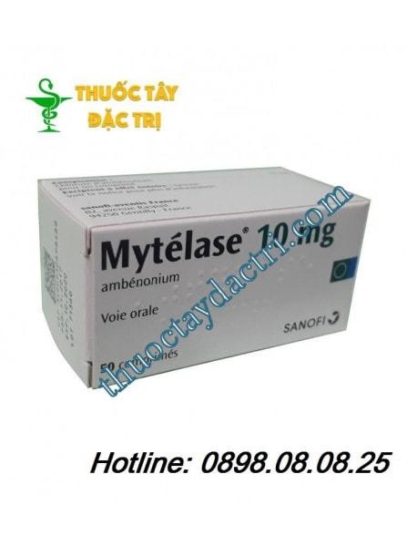 Thuốc nhược cơ Mytelase 10mg hộp 50 viên