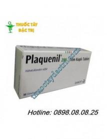 Thuốc Plaquenil 200mg hộp 30 viên