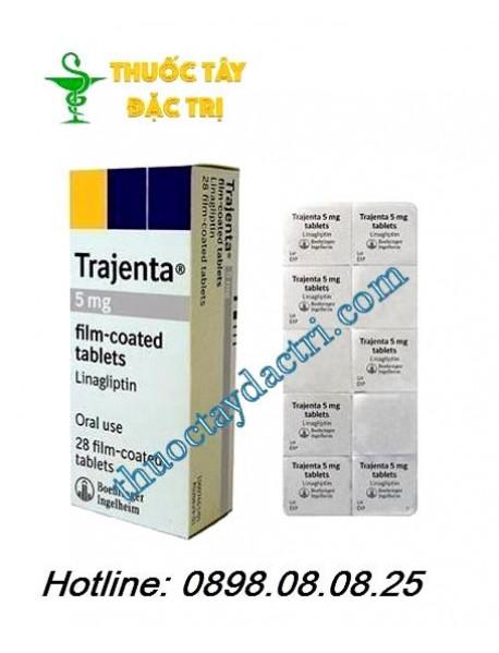Thuốc tiểu đường type 2 Trajenta 5mg