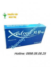 Thuốc phì đại tiền liệt tuyết Xatral XL 10mg