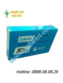 Thuốc đặc trị gout Zyloric 300mg