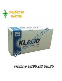 Thuốc kháng sinh Klacid 500mg hộp 14 viên