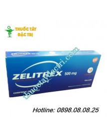 Thuốc kháng virus Zelitrex 500mg hộp 10 viên