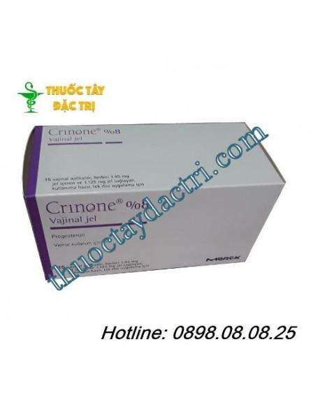 Thuốc  điều trị vô sinh Crinone 8 dạng gel