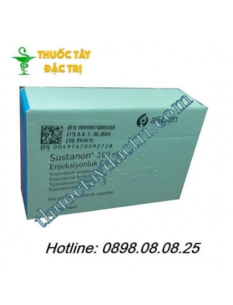 Thuốc tiêm sustanon 250mg/ml tăng cường testosterone