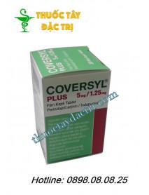 Thuốc huyết áp Coversyl Arginine Plus 5mg / 1.25mg