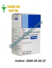 Thuốc trị huyết khối tĩnh mạch Pradaxa 110mg
