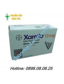 Thuốc kháng đông dự phòng huyết khối Xarelto 15mg