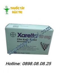 Thuốc Xarelto 10mg điều trị huyết khối tĩnh mạch