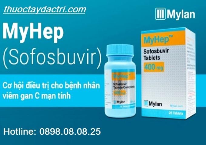 Thuốc trị viêm gan